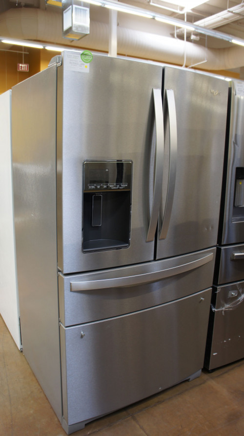 "36"" Whirlpool WRX986SUHZ French Door Refrigerator"
