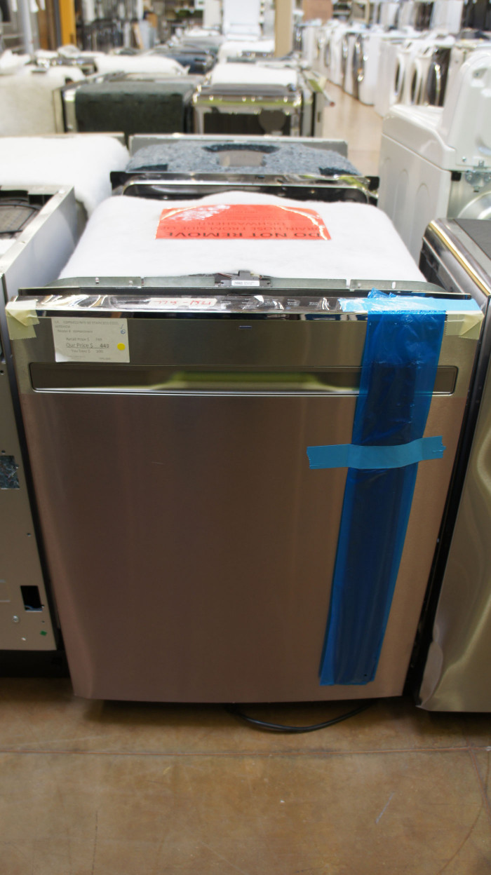 GE Built-In Fully Integrated Dishwasher