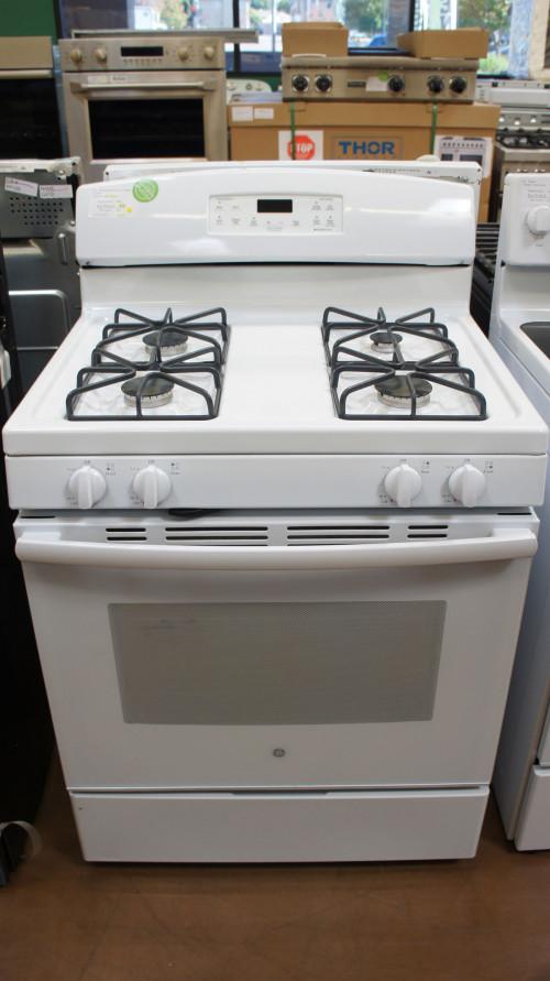 GE Oven Freestanding Gas Range