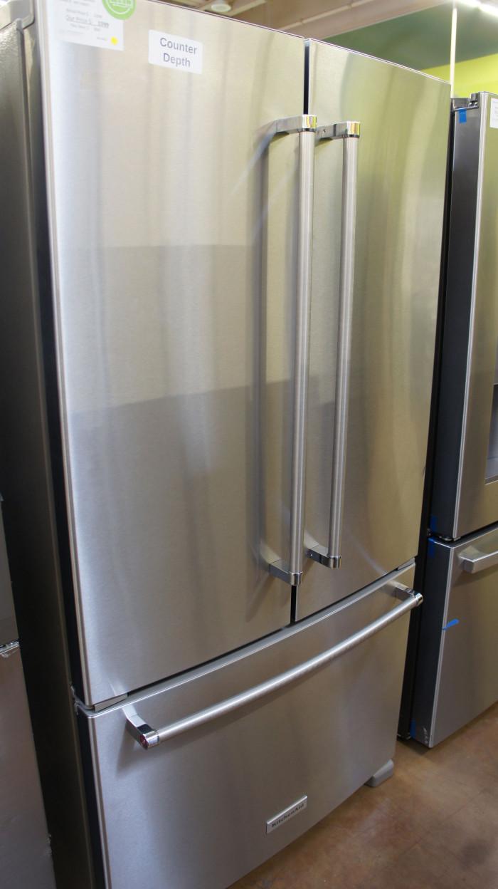 KitchenAid Counter Depth French Door Refrigerator