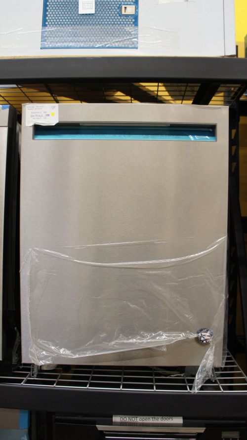 "24"" KitchenAid KDFE104H Front Control Dishwasher"