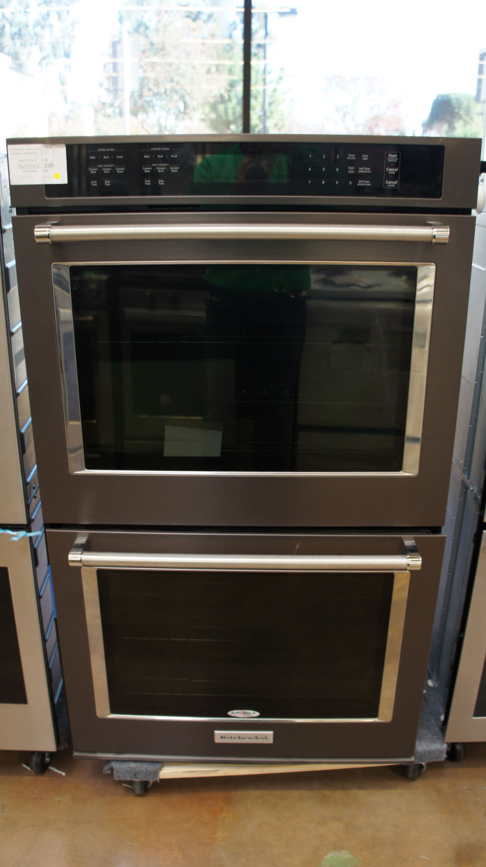 KitchenAid Electric Double Wall Oven