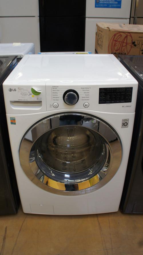 "27"" LG WM3700HWA Front Load Washer"