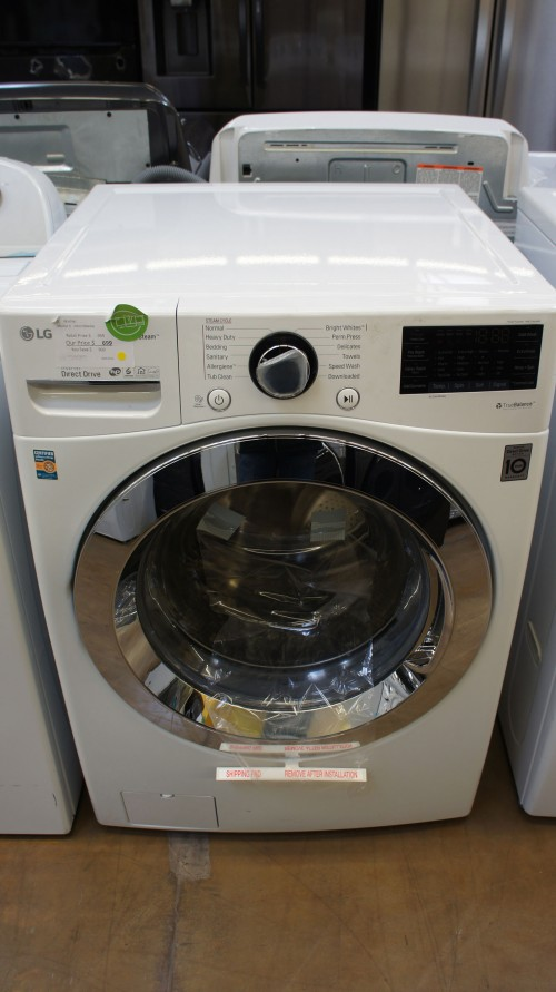 LG Front Load Smart Washer