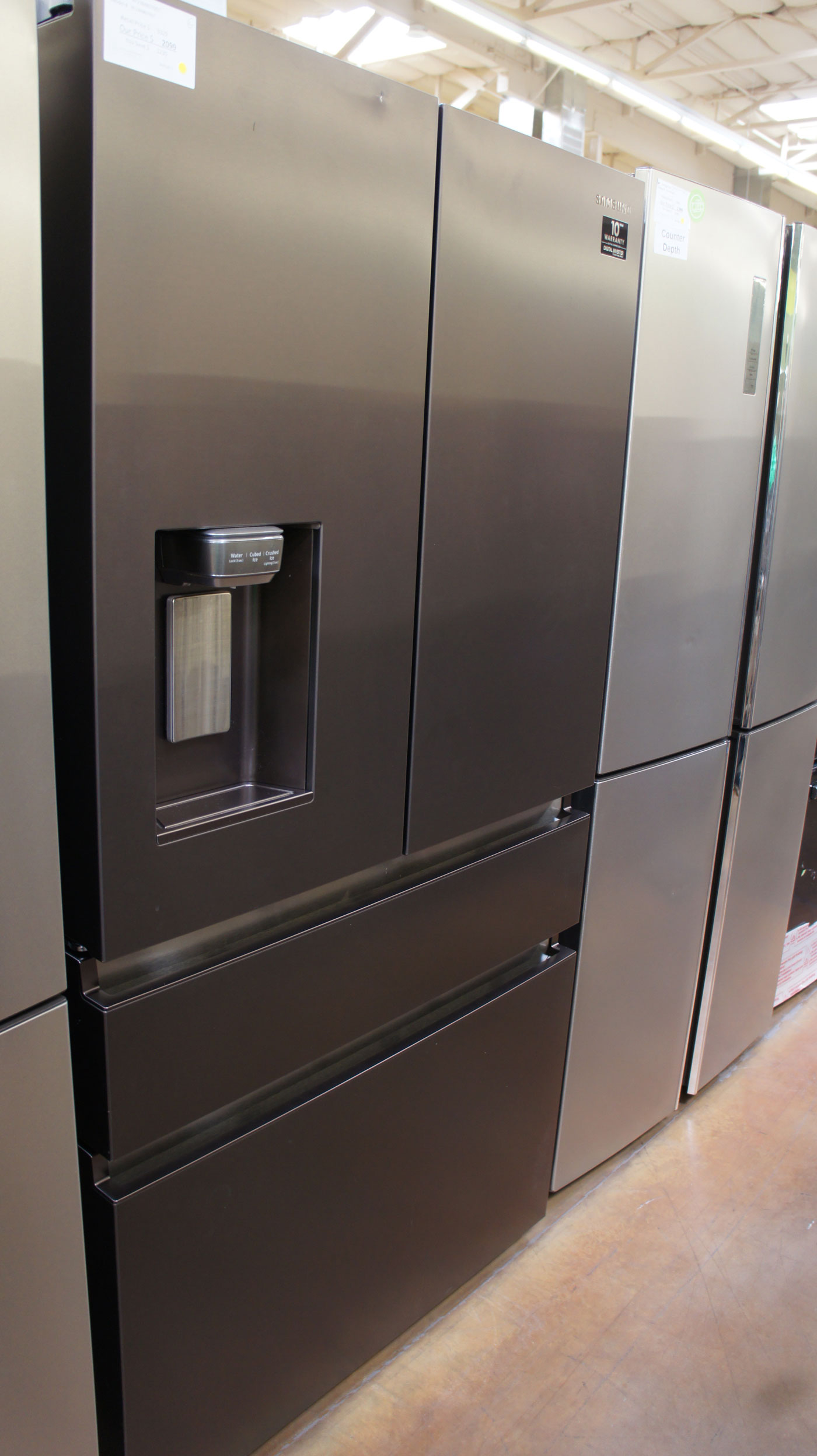 Samsung 4-Door French Door Refrigerator