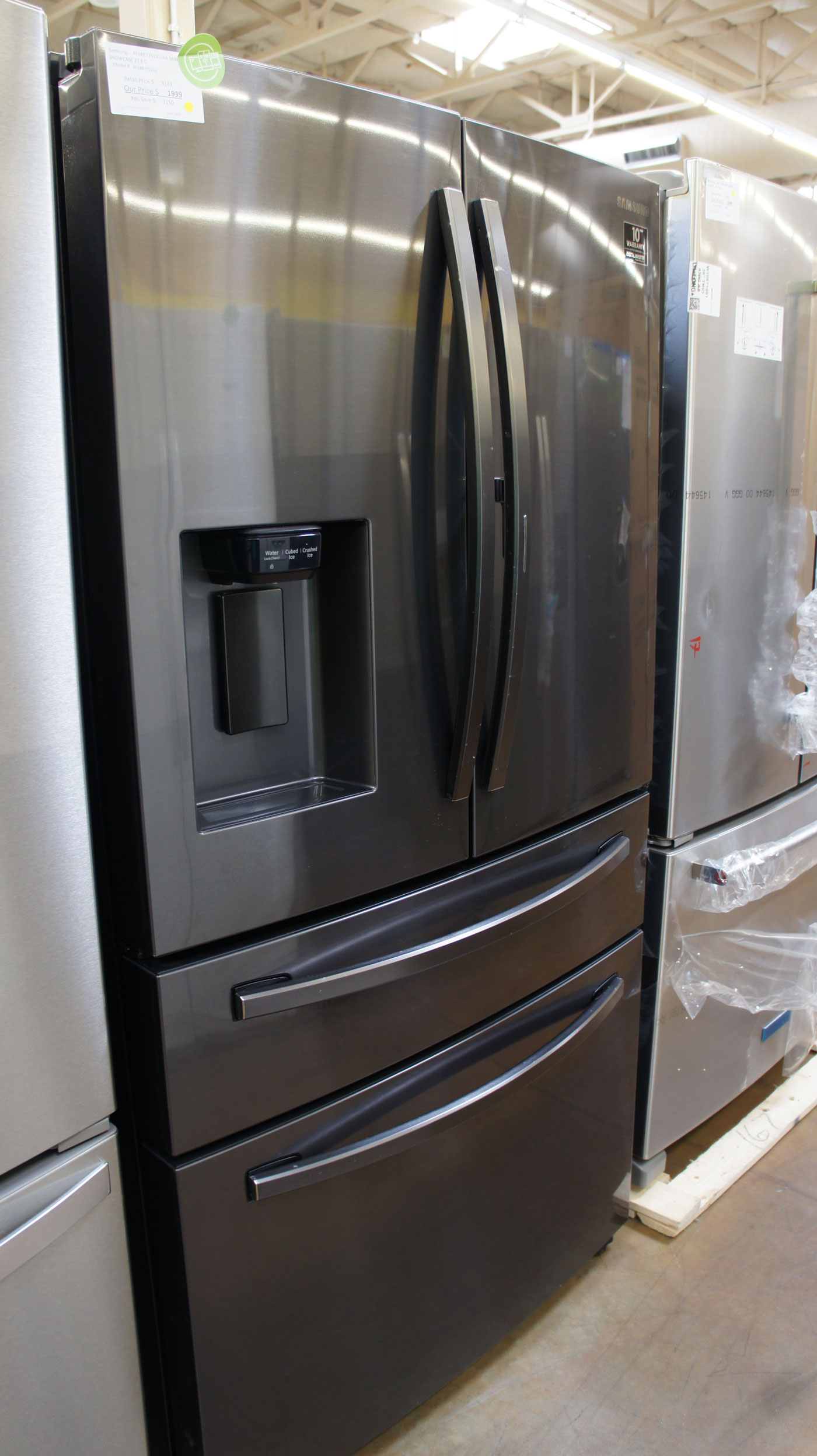 Samsung4-Door French Door Refrigerator