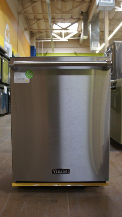 """24"""" Viking Fully Integrated Dishwasher"""