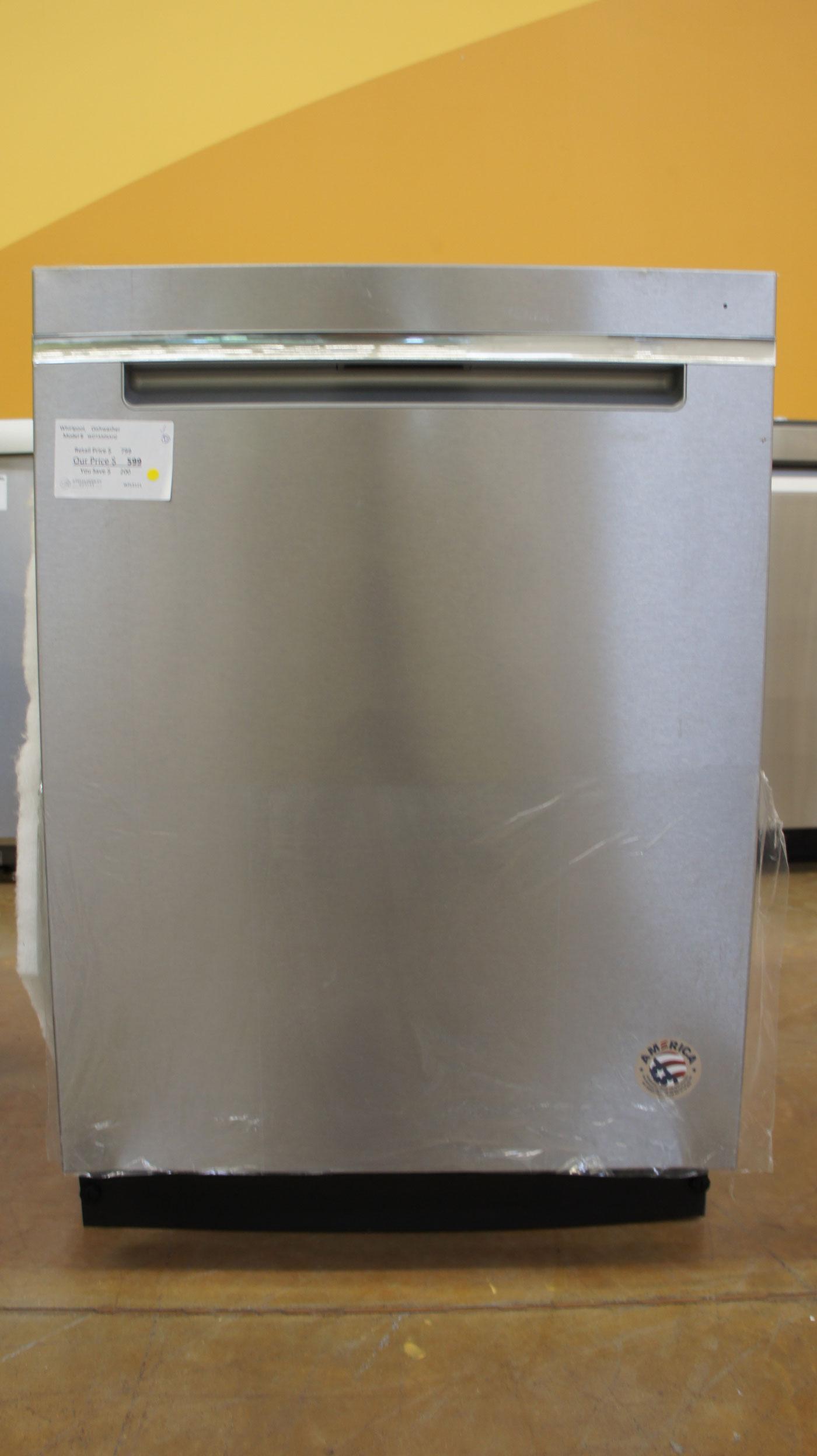 "24"" Whirlpool WDTA50SAHZ Dishwasher"