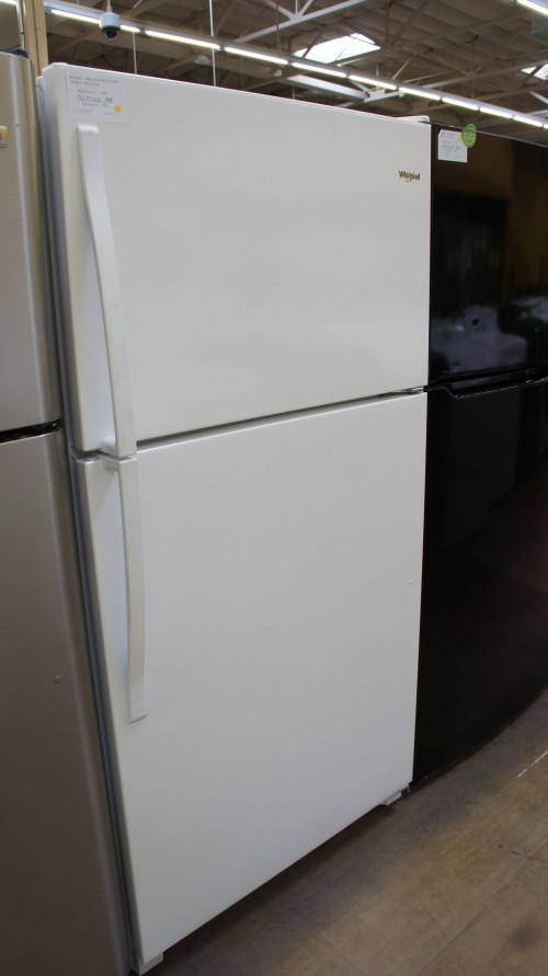 Whirlpool Top Freezer Refrigerator