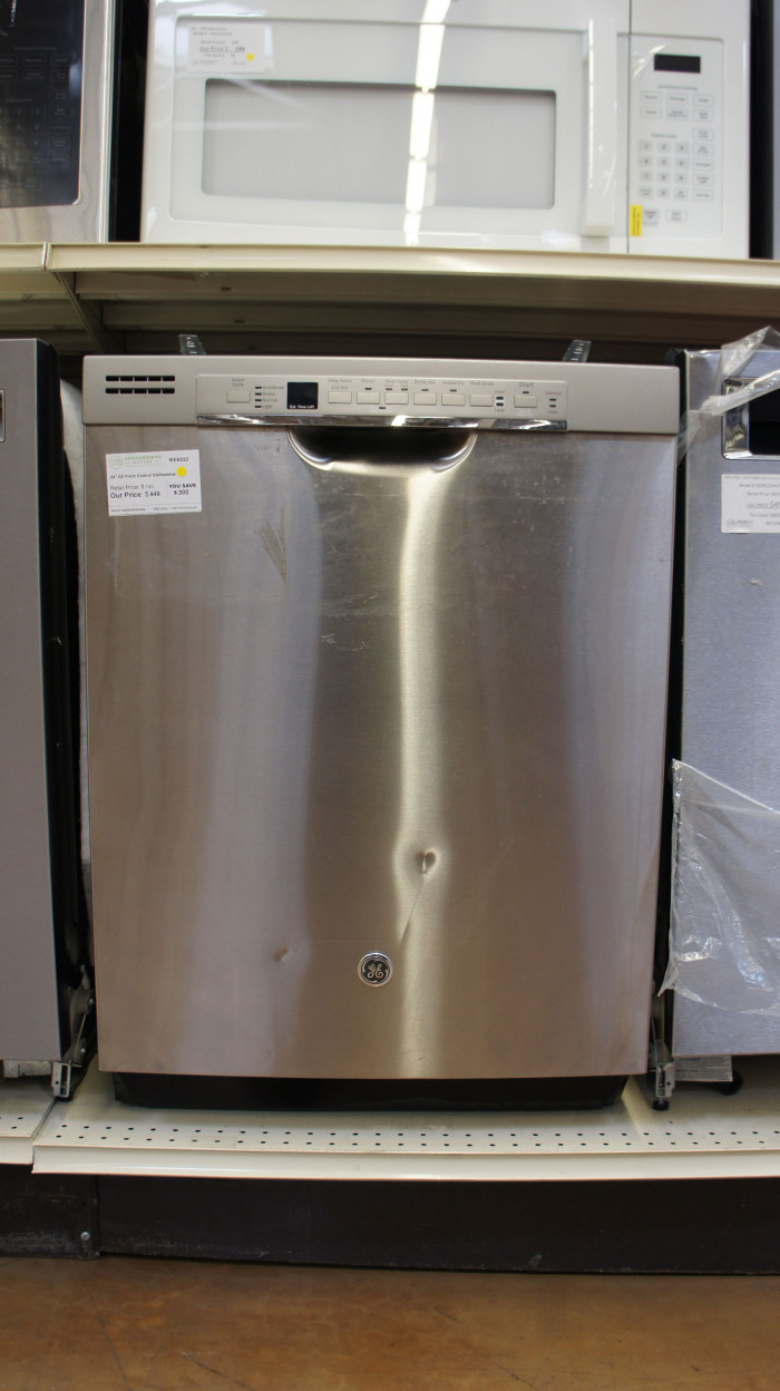 "24"" GE GDF610PSJSS Dishwasher"