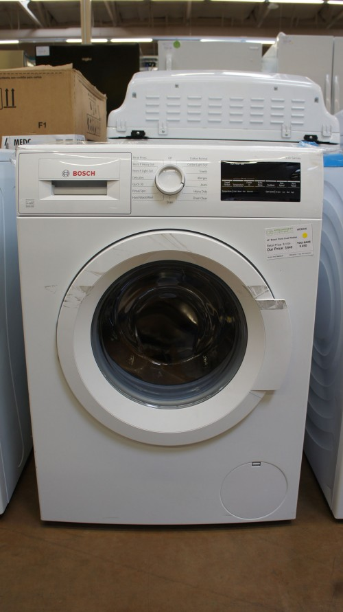"24"" Bosch WAT28400UC Dishwasher"