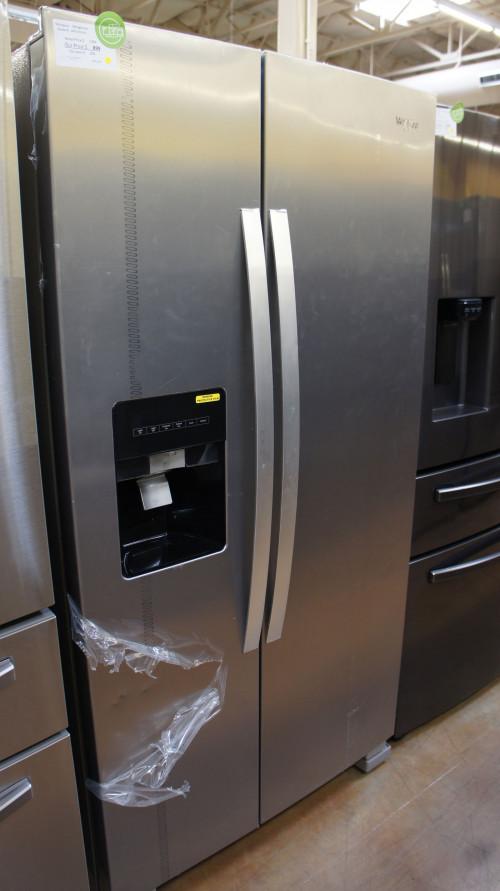 "36"" Whirlpool WRS315SDHZ Refrigerator"