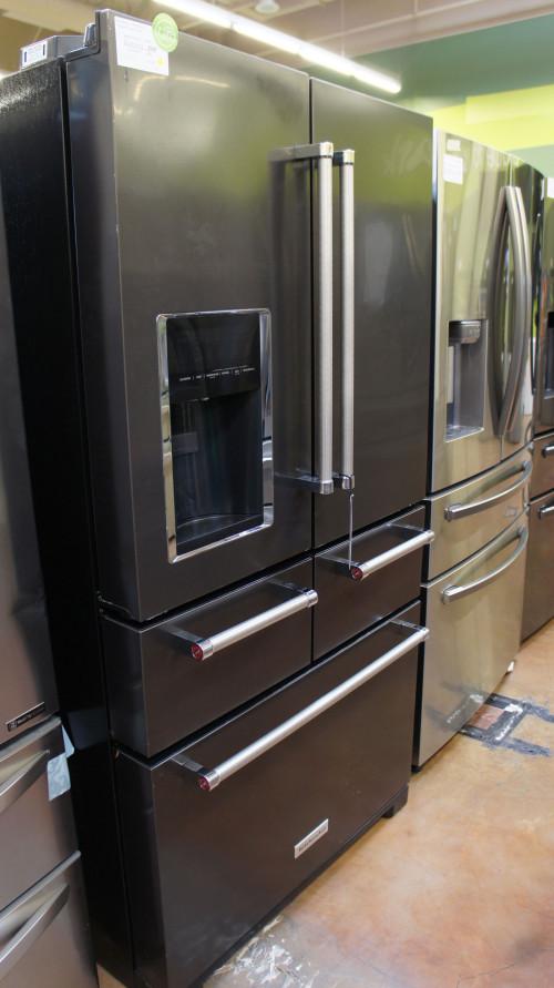 "36"" KitchenAid KRMF706EBS WFL5841"