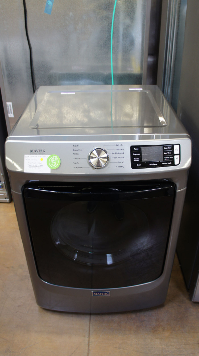 "27"" Maytag MED6630HC Electric Dryer"