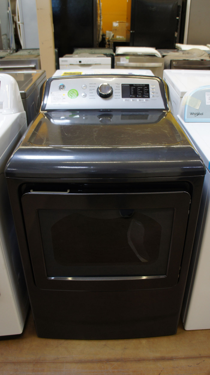 "27"" GE GTD72EBPNDG Electric Dryer"