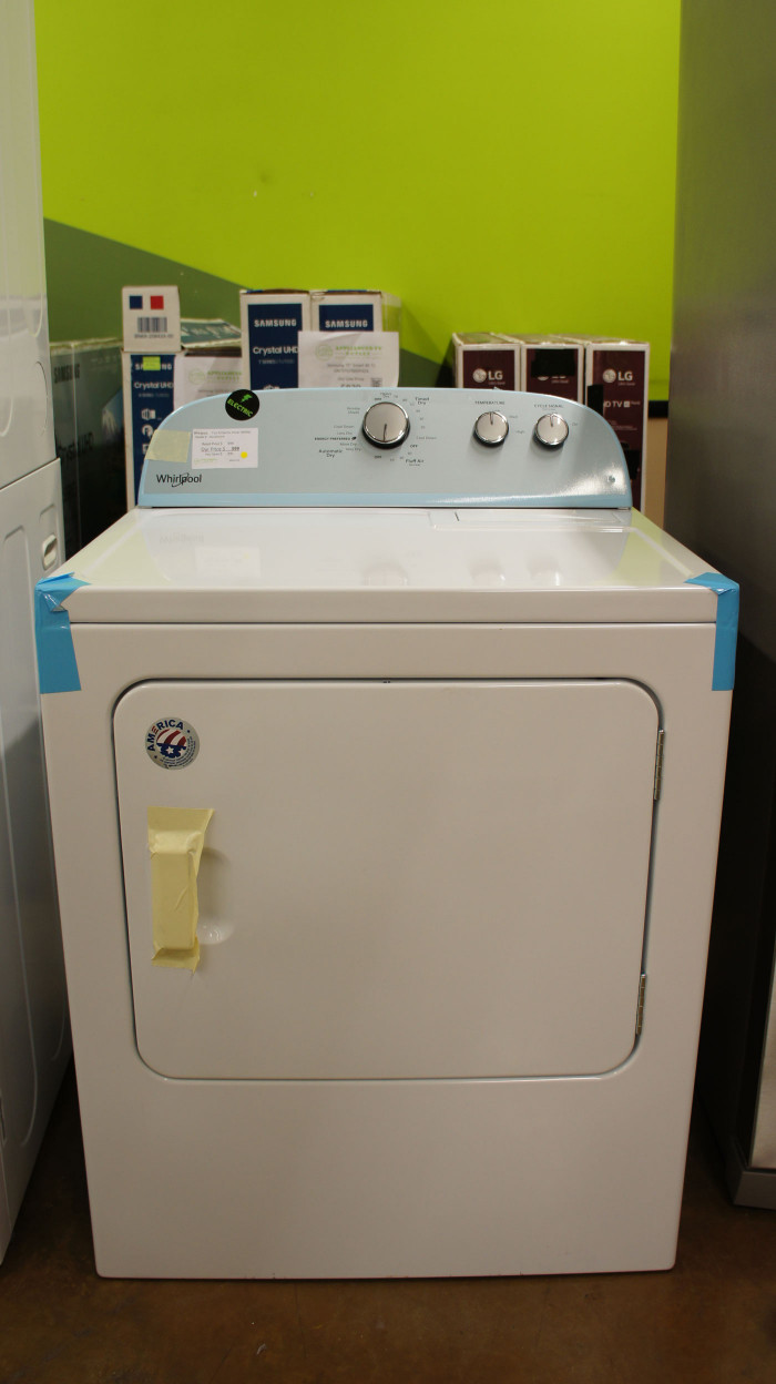 """29"""" Whirlpool WED4815EW Front Load Washer"""