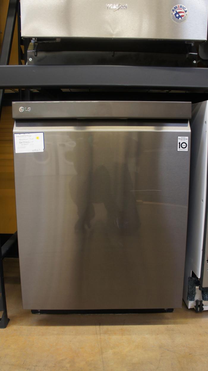 "24"" LG LDP6797BD Built-In Smart Dishwasher"