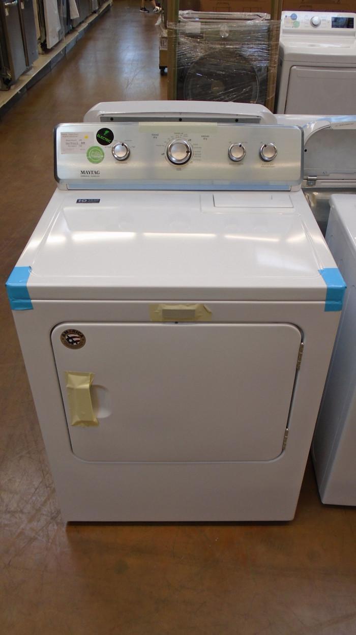 """29"""" Maytag MEDC465HW Electric Dryer"""