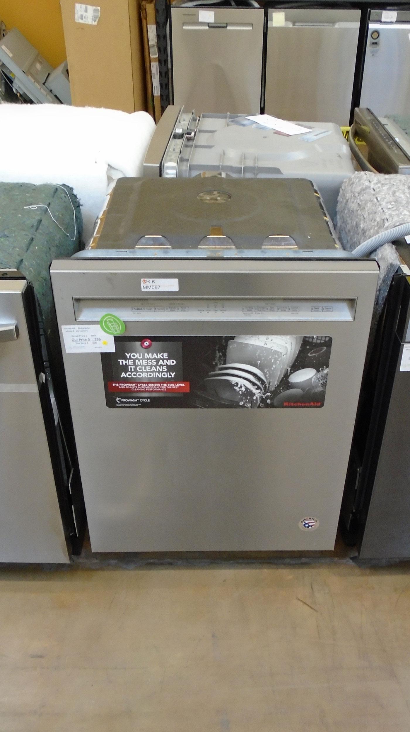 """24"""" KitchenAid KDFE104HPS Dishwasher"""