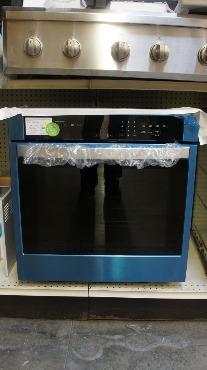 "24"" Whirlpool WOS51ES4ES 3.1 cu.ft. Electric Wall Oven"