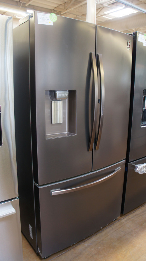"36"" Samsung RF28R6301DT 28 cu.ft. French Door Refrigerator"