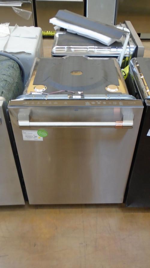 "24"" Cafe CDT800P2NS1 Smart Built-In Dishwasher"