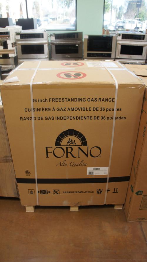 "36"" Forno Alta Qualita FFSGS6291-36 Gas Range"