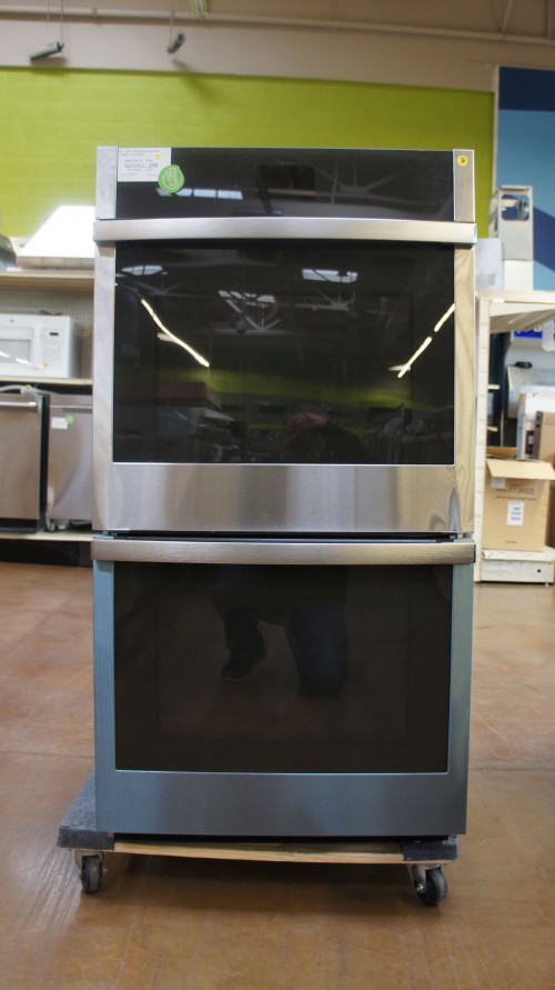 "27"" GE JKD5000SNSS 8.6 cu.ft. Convection Double Wall Oven"