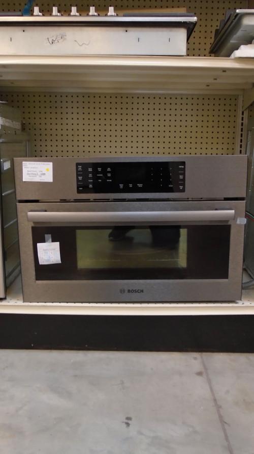 "30"" Bosch HMC80242UC Speed Oven True Convection"
