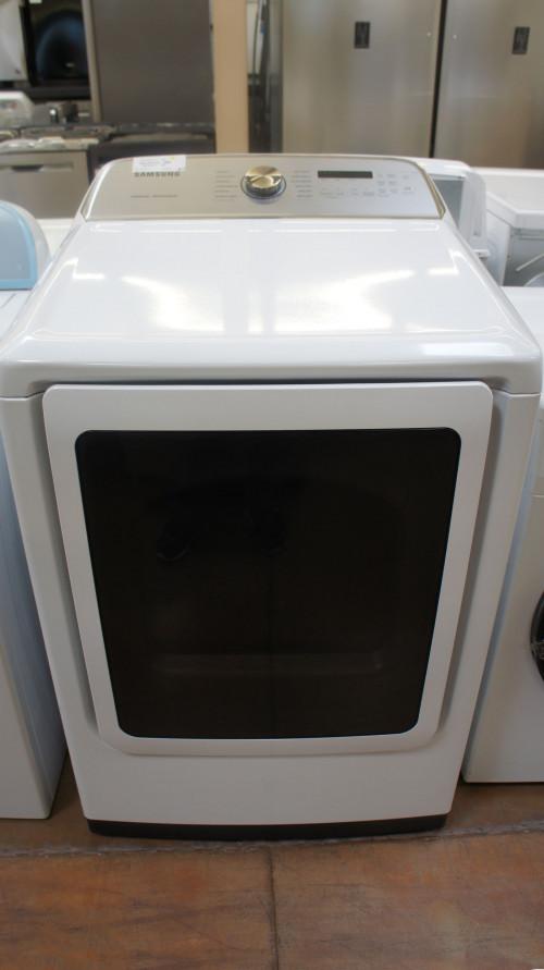 """27"""" Samsung DVE50R5400V 7.4 cu.ft. Capacity Electric Dryer"""