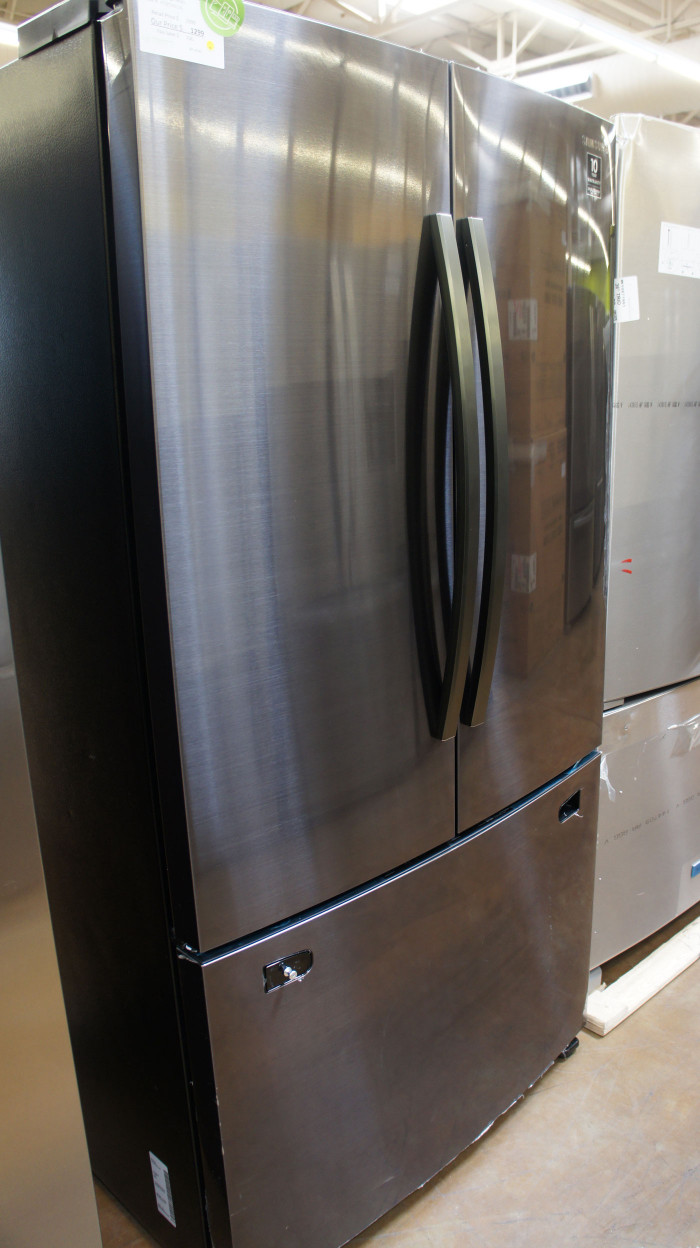 "36"" Samsung RF28T5001SG 28.2 cu.ft. French Door Refrigerator"
