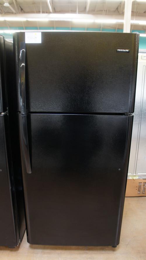 """30"""" Frigidaire FFTR1814TB 18 cu.ft. Capacity Top-Freezer Refrigerator"""