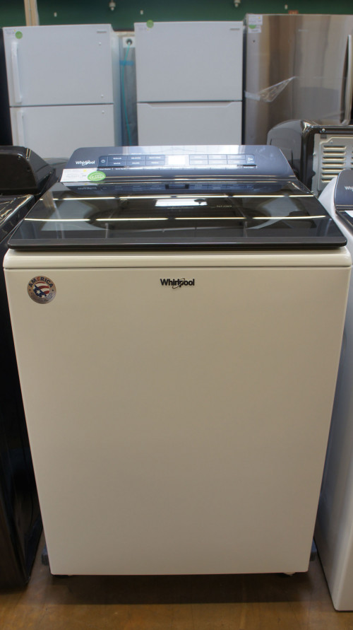 "27"" Whirlpool WTW5105HW 4.7 cu.ft. Top Load Washer"
