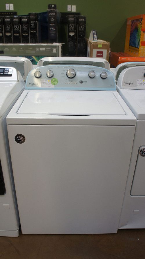 "28"" Whirlpool WTW4816FW T3.5 cu.ft. Top Load Washer"