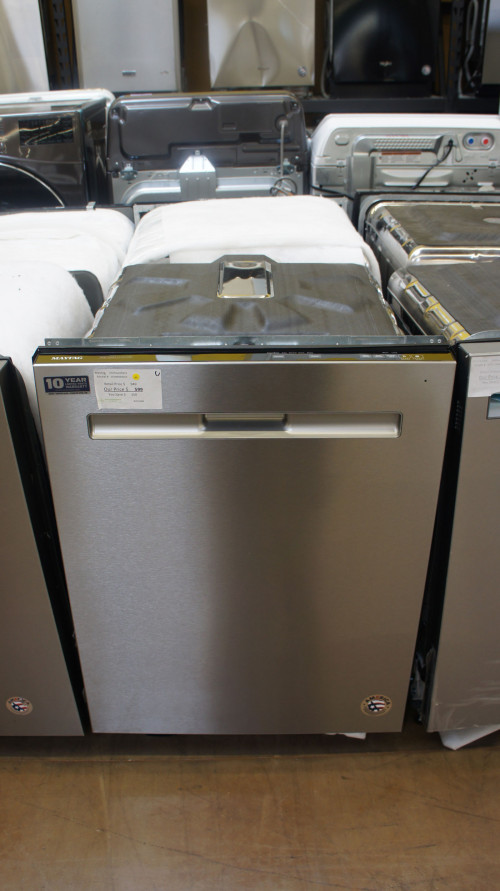 "24"" Maytag MDB9959SKZ Built-In Dishwasher"