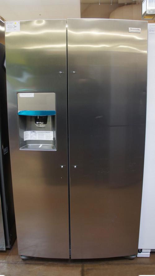 """36"""" Frigidaire LGHX2636TF 25.5 cu.ft. Side-By-Side Refrigerator"""