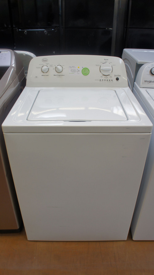 3.5 cu.ft. Roper RTW4516FW Top Load Washer