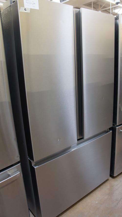 "36"" Hisense HRF266N6CSE 26.6 cu.ft. French Door Refrigerator"