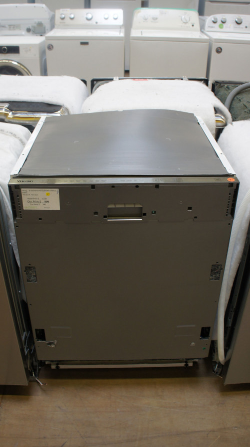 "24"" Viking FDWU524 Panel Ready Built In Dishwasher"