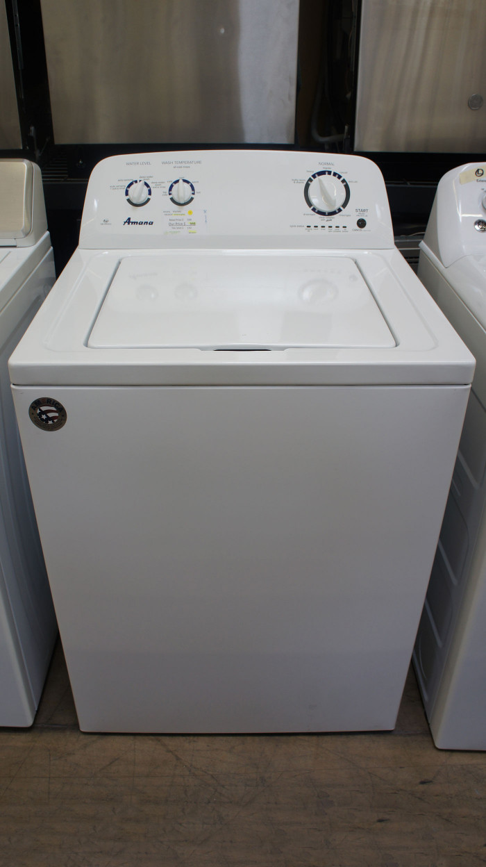 """28"""" Amana NTW4516FW 3.5 cu.ft. Top Load Washer"""