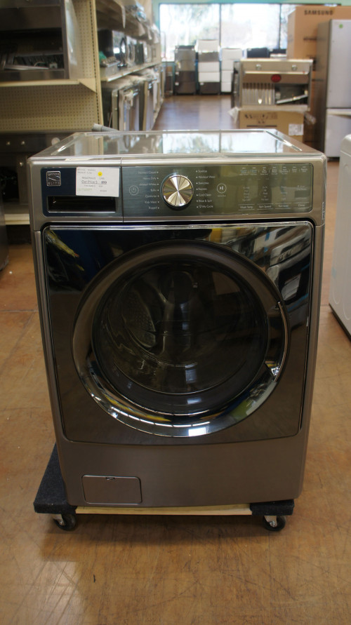 "27"" Kenmore 41783 4.5 cu.ft. Front Load Washer"