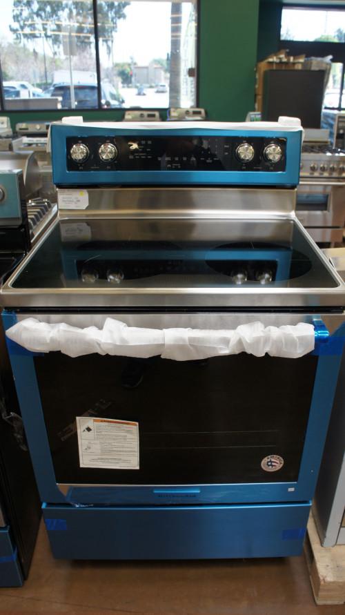 KitchenAid KFEG500ESS Electric Range