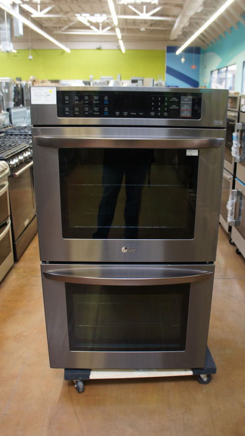 LG LWD3063BD Double Wall Oven