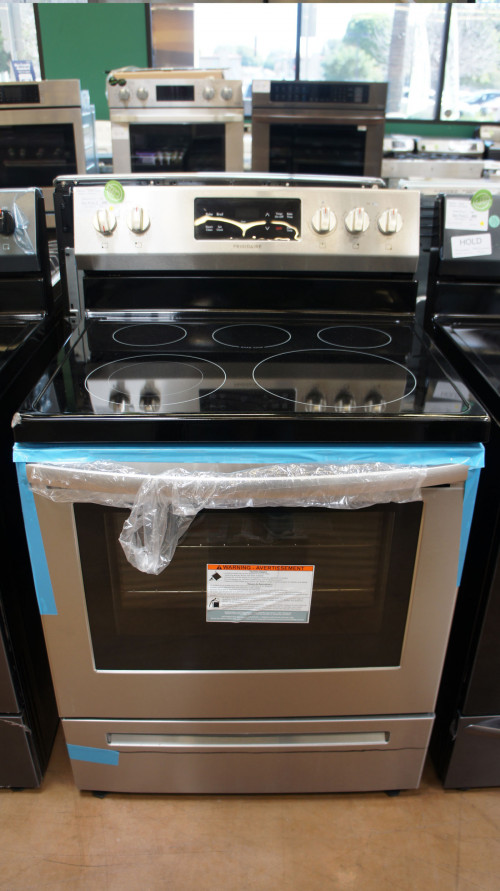 Frigidaire LFEF3054TF Electric Range