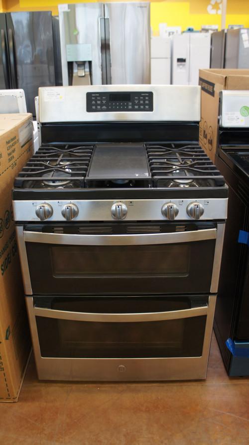 GE JGBS86SPSS Double Oven
