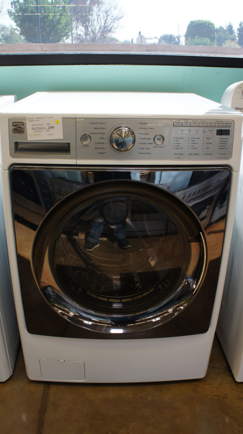 Kenmore #41002 Front Load Washer/Dryer Combo