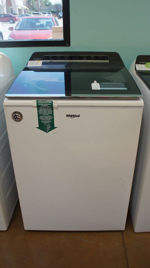 Whirlpool WTW7120HW Smart Washer