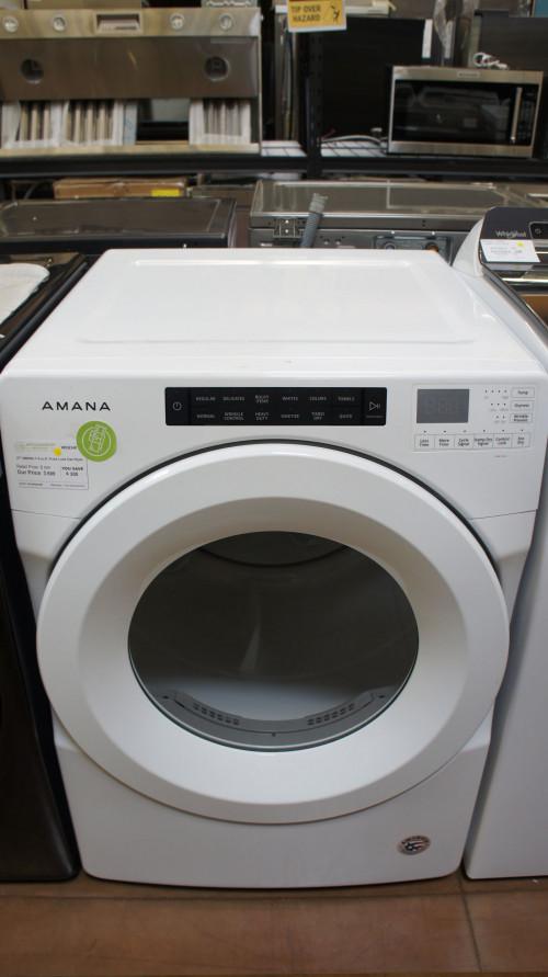 Amana NGD5800HW Electric Dryer