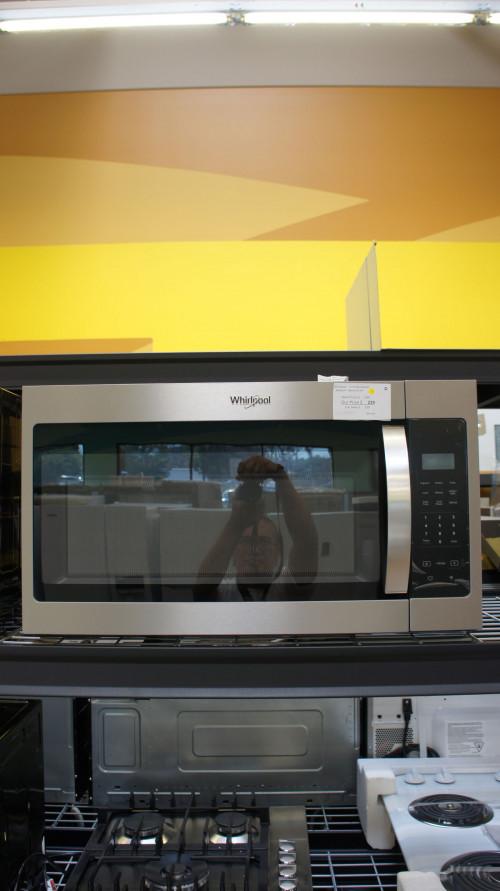 Whirlpool WMH31017HZ 1.7 OTC Microwave