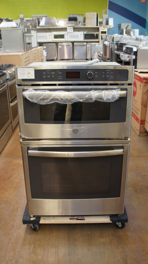 GE Profile PK7800SKSS Combination Electric Wall Oven